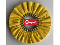 "Marpol 10""x3"" Yellow Very Hard  Buff"