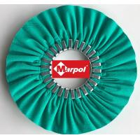 "Marpol 10""x3"" Green Flexible Soft  Buff"